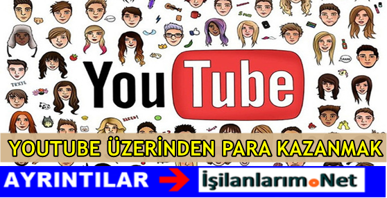 Youtuber Olmak İşi Youtube Üzerinden Para Kazanmak