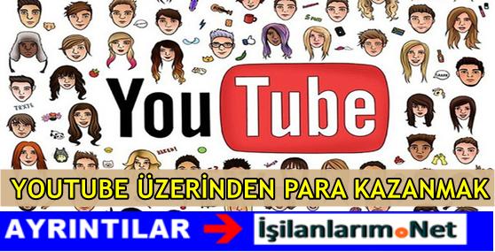 Youtuber Olmak İşi Youtube Üzerinden Para Kazanmak
