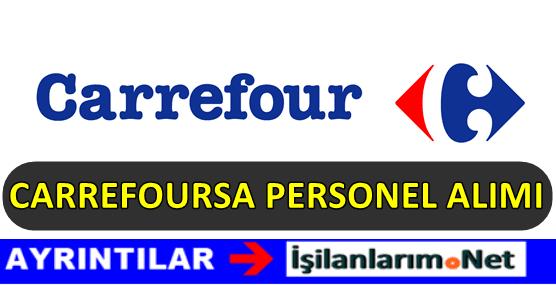 Carrefour Personel Eleman Alımı 2017