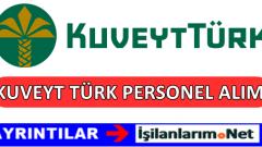 Kuveyt Türk Gişe Yetkilisi Personel Alımı 2017