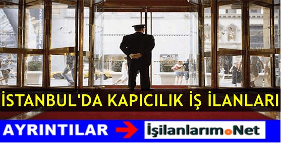 İstanbul Kapıcılık İş İlanları 2017