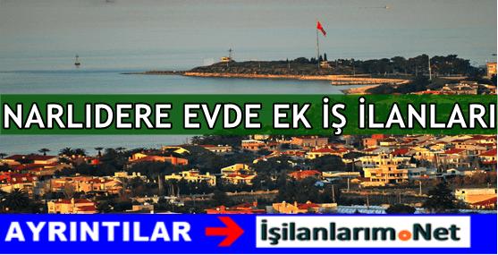 İzmir Narlıdere Evde Ek İş Veren Yerler