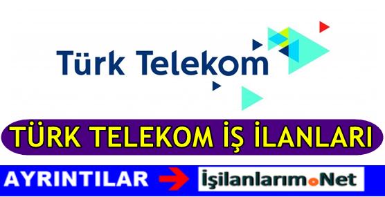 Türk Telekom İşçi Personel Alımı 2017 İş Başvuru Formu