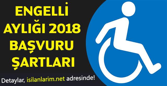 Engelli Maaşı 2018 Nasıl Alınır Şartları Nelerdir?