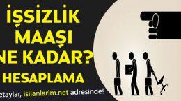 İşsizlik Maaşı Hesaplama 2020 | Nasıl Alınır, Şartları Nelerdir?