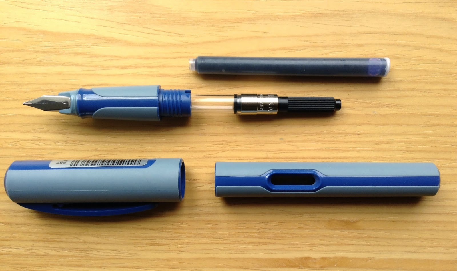 kalem montajı