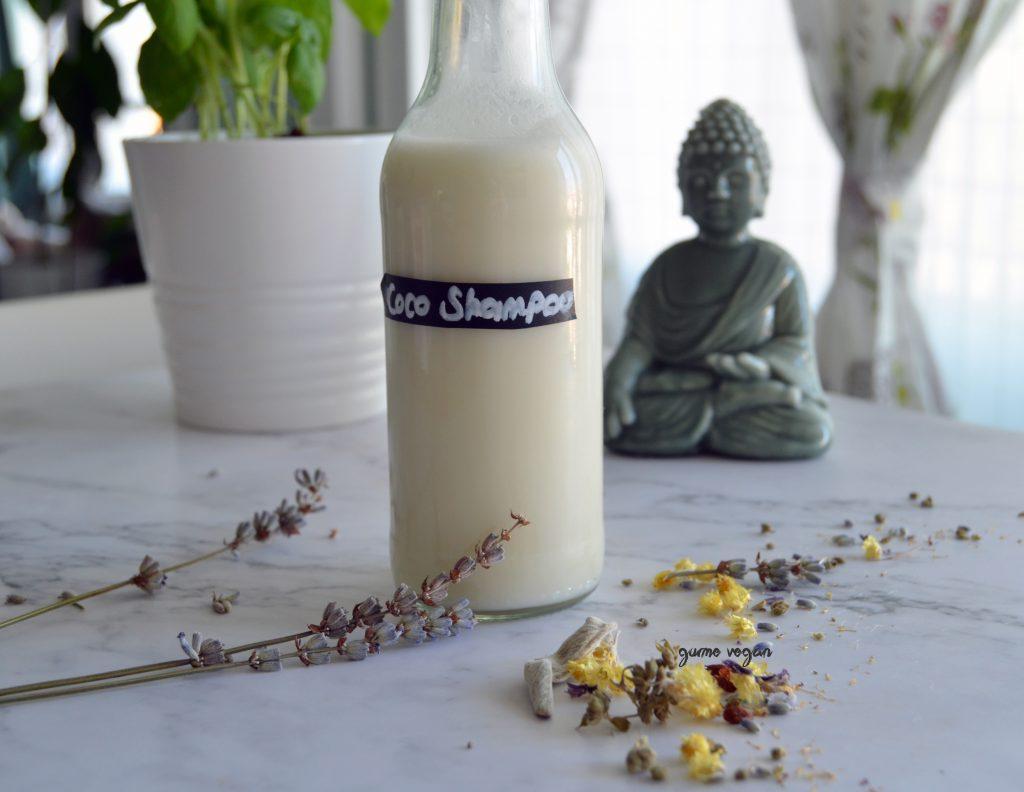organik şampuan