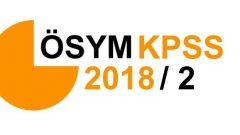 KPSS 2018/2 Tercih Kılavuzu Yayımlandı! Başvuru Nasıl Yapılır?