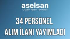 ASELSAN Haberleşme Sistemleri Mühendis Alım İş İlanı